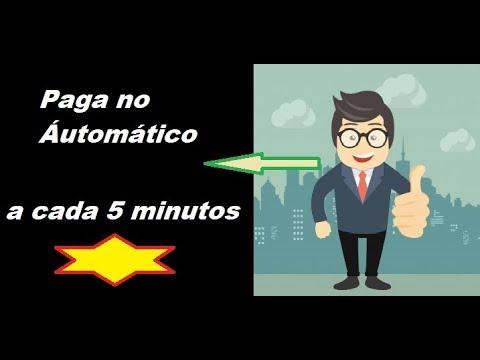 Paga Automaticamente a Cada 5 minutos  BLK-POT-DOGE