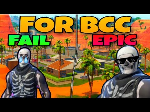 Fails et epic actions pour BCC TROLLING – Fortnite
