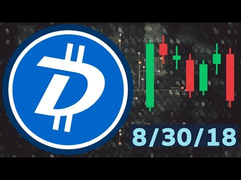 DigiByte(DGB) Price Analysis 8/30/18 (Ripple Effect)