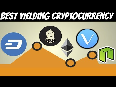 Best Investment Yield Opportunities In Cryptocurrency Space (2018)
