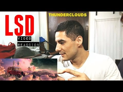 LSD – Thunderclouds ft. Sia, Diplo, Labrinth (Video Reaccion) | Reaction