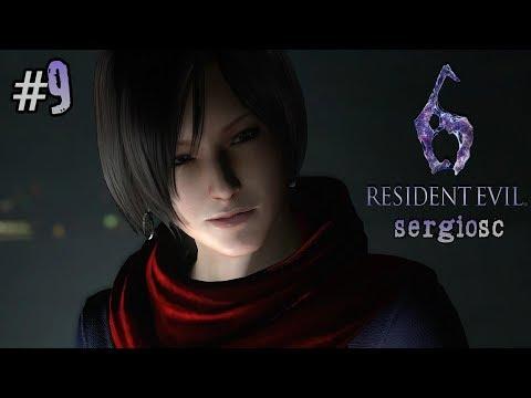 Resident Evil 6 Modo Veterano #9 – Campaña ADA WONG Capítulo 1/2/3 – Directo Gameplay Español