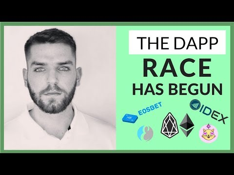 The DAPP Race Is Just Beginning. Here's WHY. (Hint: Ethereum vs. EOS)
