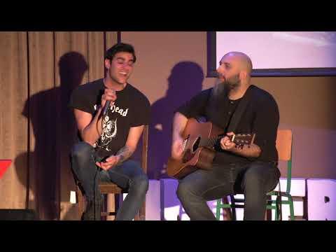 Music Performance | Ian Stratis | TEDxUniversityofPiraeus