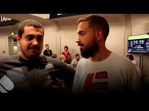 EPT BCN'18: Entrevista de Rodrigo Carmo ao final do Dia 3 do Main Event