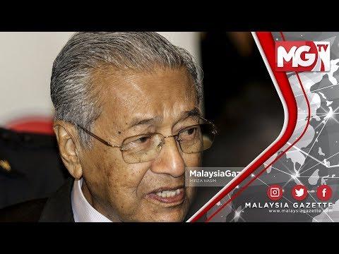 TERKINI: Ada juga 'segelintir' pihak salah guna Tabung Harapan untuk Agenda Peribadi – Tun Mahathir