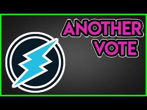 Electroneum – you know what to do