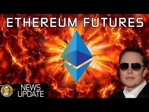 Ethereum Futures, Blockchain Interest Explodes, & Crypto for Nukes – Bitcoin & Cryptocurrency News