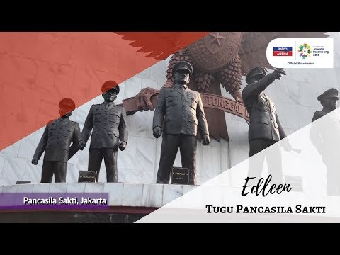 Sukan Asia Indonesia: Tugu Pancasila Sakti |  Ada apa dengan Indonesia | Astro Arena