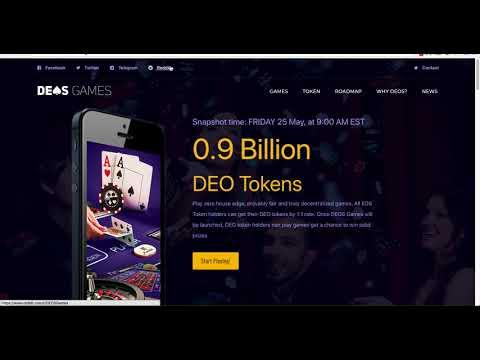 EOS Airdrop DEOS Worbli Trybe, LOOPRING Airdrop, Bitcoin Hard Fork,  Litecoin Summit Charlie Lee