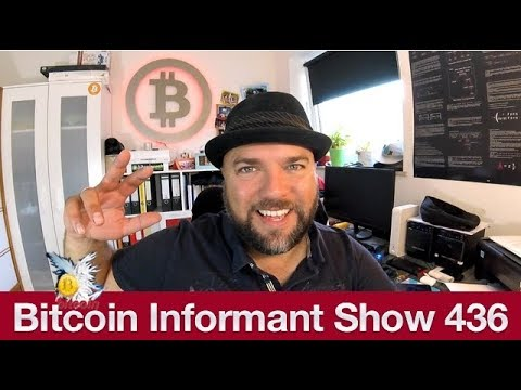 #436 Krypto Verbot China, Bitcoin Zeit ist vorbei & Wolf of Wallstreet Bitcoin Scam