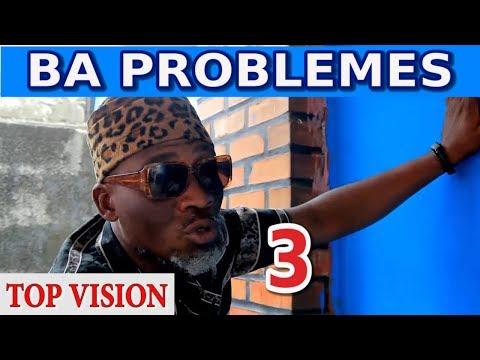 BA PROBLEMES Ep 3 Film Congolais Buyibuyi,Ada,Barcelon,Daddy,Ibutu,Makambo,Baby,Darling