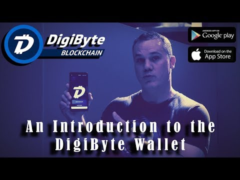 The Amazing DigiByte Wallet for the Android Device (and iOS too!)