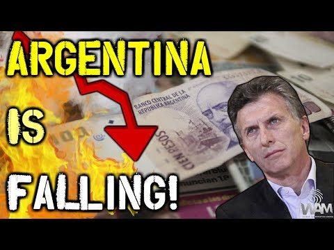 Argentina's Interest Rates SKYROCKET – Country On Verge Of HYPERINFLATION!