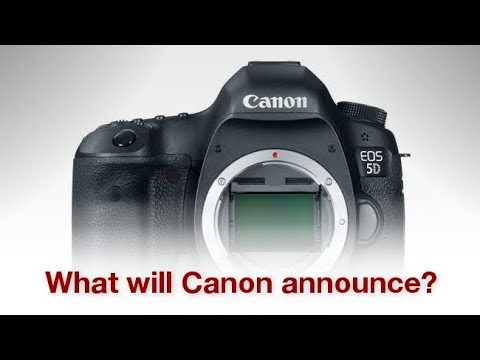 Canon EOS R Full Frame Mirrorless Latest Information | Armageddon Or An Blissful Offering?