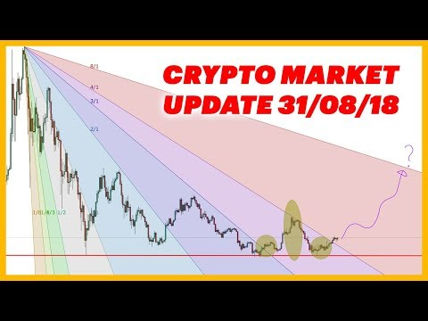 Mega Cryptocurrency Market, TA & News Update 31 August 2018
