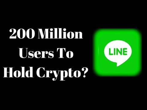 LINE Launches Own Cryptocurrency, NEX ICO Details, Eminem Mentions Bitcoin, Crypto Trading