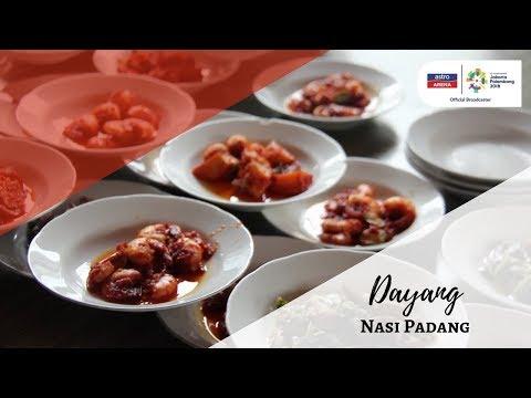 Sukan Asia Indonesia: Nasi Padang |  Ada apa dengan Indonesia | Astro Arena