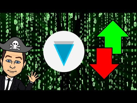 VERGE XVG showing major signs of a BULLISH REVERSAL