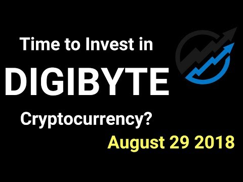 Digibyte Trading – Time to invest in DGB Cryptocurrency? AUG 29/18