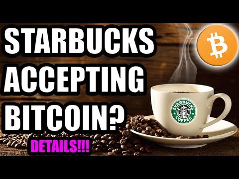Starbucks Accepting Bitcoin? Or Not? [Bakkt Cryptocurrency News]