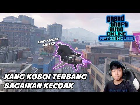 NYOBAIN MAIN MASUK PAK EKO YG ADA MALAH MELEDAK JEDUAR MODAR | SOLO GTA V ONLINE