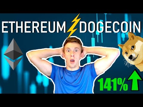 Dogecoin SURGES After Ethereum Partnership! | South Korea Coin Announced $DOGE $ETH