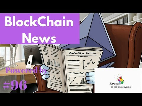 Blockchain News #96. Dogecoin vola. 66%