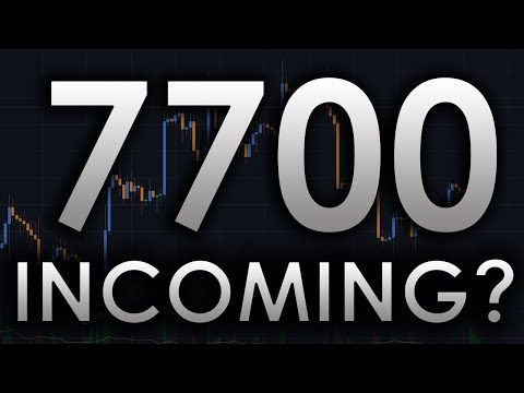 ARE BITCOIN BULLS PUSHING FOR 7700? – Cryptocurrency/BTC Trading Analysis