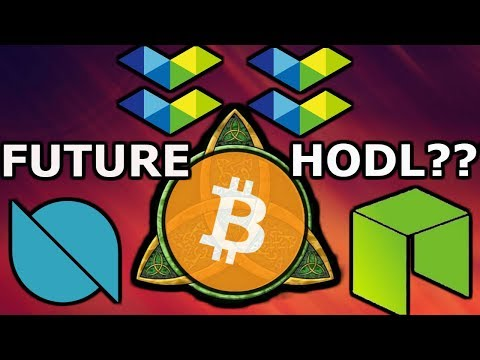 Holy Trinity $ELA $ONT $NEO + $BTC–Future HODLS?☠️or ?