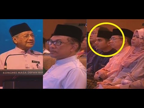 Terkejut Syed Saddiq Anwar Ibrahim Bila Dr Mahathir Pecah Rahsia Ada Pihak Salah Guna Jual Beli AP