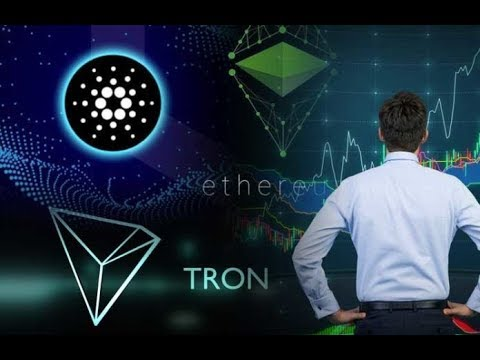 TRON (TRX) VS. CARDANO (ADA) – who will create the first millionaire?? – BTC give away!!