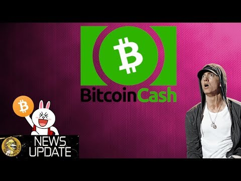Bitcoin Cash Test, Ethereum Update, & Eminem BTC – Bitcoin & Cryptocurrency News