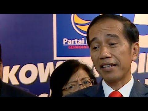 Jokowi: Meski Bebas, Demokrasi Ada Batasannya