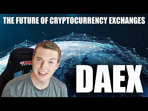 DAEX is a Cryptocurrency with HUGE POTENTIAL (Blockchain 3.0)