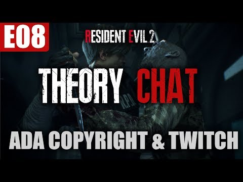 Ada Wong Copyright Strikes & More Resident Evil 2 Remake News | Theory Chat LIVE