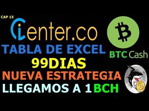 ICENTER BITCOIN CASH NOVEDAS + NUEVA ESTRAGIA A 99 DIAS