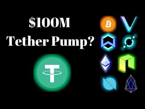 $100M USDT Pump? Bitcoin Cash Does 2.1M Txs Test, Petro Doesn't Exist?