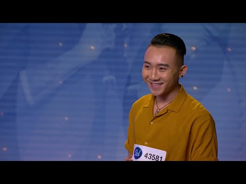 Vu Ly – Titanium av David Guetta ft. Sia (hela audition 2018) – Idol Sverige (TV4)