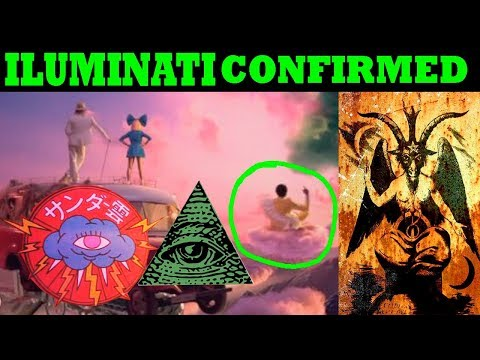 SIMBOLISMO ILUMINATI EN  LSD – Thunderclouds – Sia, Diplo, Labrinth   ILUMINATI EXPOSED CONFIRMED