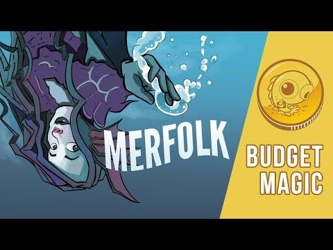 Budget Magic: $99 (26 tix) Merfolk (Modern)