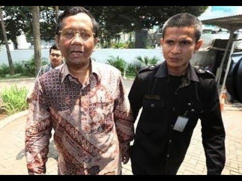 Mahfud MD Akhirnya Dukung Capres Yang Pro Pancasila,  Karna Tak Ada Tawaran Jadi Timses