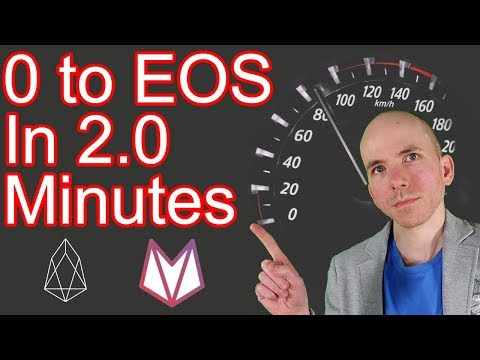 From Zero To Using EOS On Mobile In 2 Minutes (EOS Lynx App)