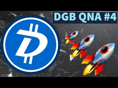 Will DigiByte's(DGB) Price Rise Quickly In 2019? (DGB QNA #4)