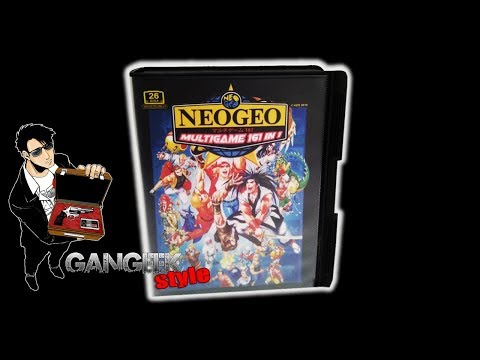 161 in 1 pour Neo Geo AES