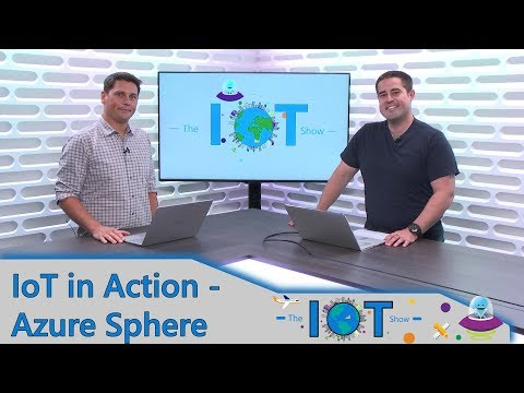 IoT In Action – Introduction to Azure Sphere
