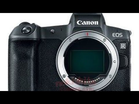 Live Stream Canon EOS R Versus NIKON Z System  1 Day To Launch