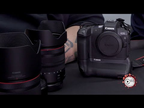 Click Mag Ep25 – EOS R – Canon full-frame mirrorless – FIRST LOOK