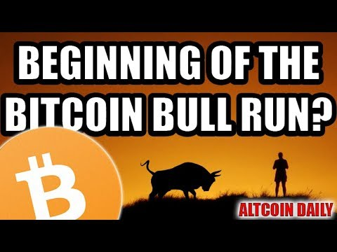 Beginning Of The End Of The Year Bitcoin Bull Run? [Cryptocurrency News]