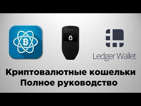 Криптовалютные кошельки | Полное руководство